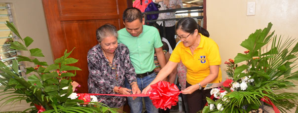misamis university cutting ribbon, law office